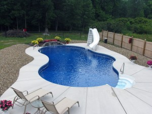 custom pool design idea